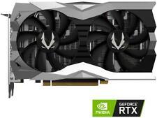 ZOTAC GAMING GeForce RTX 2060 Twin Fan 6GB GDDR6 192-bit Gaming Graphics Card, S