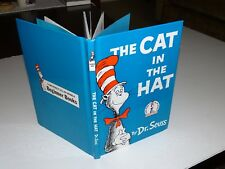THE CAT IN THE HAT * DR. SEUSS * HARDBACK * VGC