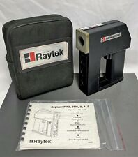 Raytek Raynger Pm Plus 6t103 Non Contact Infrared Thermometer With Case Amp Battery