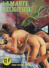 Elvifrance - Série Noire N°133 - La mante religieuse - BE