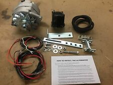 Ford 8N 2N 9N Tractor Generator to Alternator Conversion Kit 1939-1951 12 Volt