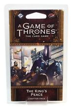 A Game of Thrones, the Living Card Game, The King's Peace Exp. New