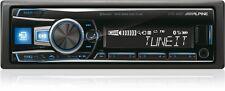 Alpine UTE-92BT - USB/AUX Autoradio, Bluetooth ohne CD, DSP-prozesor, 3-way