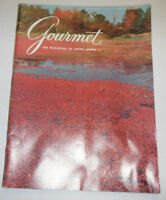 Gourmet Magazine The Wine Of Germany The Ardennes October 1971 102414R