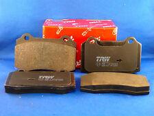 TRW Brake Pads Rear Jaguar XKR 98-00, XJR 98-01 - GDB1537