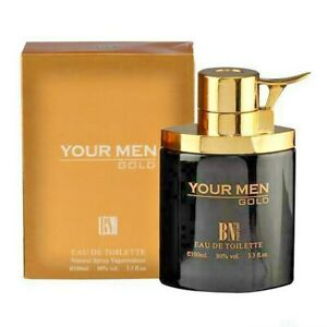 Man Gold Perfume Long Lasting Fragrance 100 ml