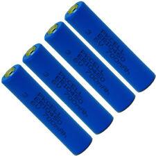 Lithium AAA Batteries 3.6V 700mAh ER10450 Triple A Li-SOCl2 4pcs