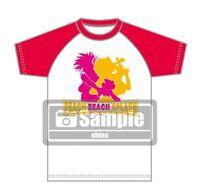 Senran Kagura Peach Beach Splash PBS Competition Official T-shirt S Size ebten