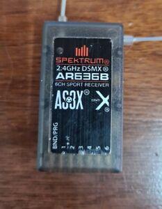 Recepteur Spektrum AR636B AS3X 6CH