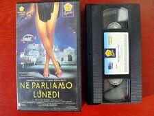 VHS.09) NE PARLIAMO LUNEDI - PENTA VIDEO (A. RONCATO, ELENA SOFIA RICCI) Lunedì