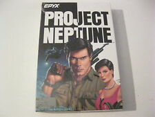 Project Neptune new factory sealed Atari ST game Epyx 1989