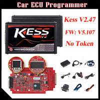 Kess V2 V5.017 Online No Tokens Limitation Tuning Kit Auto Car ECU Programmer UK