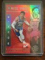 2019-20 NBA Panini Illusions RED Parallel Matisse Thybulle Rookie 099/199 RC