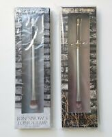 Urban Decay Game of Thrones Eyeshadow Brushes CHOOSE Jon's Longclaw Arya Needle