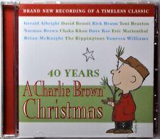 CD A Charlie Brown Christmas 40 Years David Benoit Jazz  CLEAN Extras Ship Free