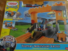 Thomas' Adventure Castle - Portable Fold Out Set NIB
