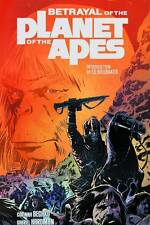 BETRAYAL of the PLANET OF THE APES TPB Movie Comics #1-4 BOOM! TP
