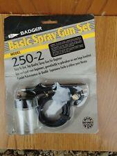 Badger 250-2 Basic Spray Gun Set
