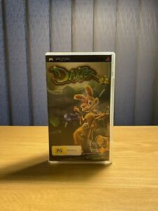 Daxter Sony PSP UMD PlayStation | COMPLETE | UNTESTED | Aus Import (Region Free)
