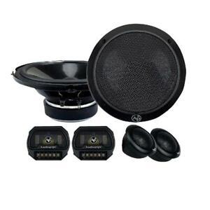 "Audiopipe CPL6500 6-3/4"" Component Car Speaker 250W Max"