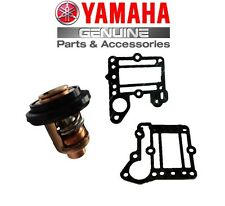 Yamaha Genuine Outboard Thermostat & Gasket 4A 4hp 2-Stroke 6E5-12411-02