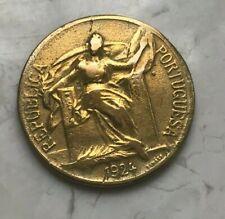 1924 Portugal Escudo - Scarce