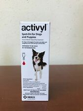 Activyl Spot On for Dogs and Puppies 22-44lbs Single Treatment