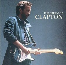 Eric Clapton - The Cream of Clapton CD NEW & SEALED (Greatest Hits)