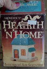 NEW IN BOX Aromatic'S Hearth 'n' Home Inscents Air Scenter, BRAND NEW