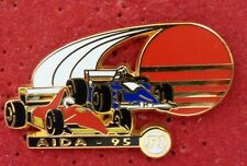 PIN'S F1 FORMULA ONE FERRARI WILLIAMS GP AIDA 95 ZAMAC JFG MIAMI