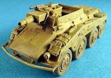 Milicast G049 1/76 Resin WWII German SdKfz 234/3 Puma Armoured Car w/ 75mm L/24