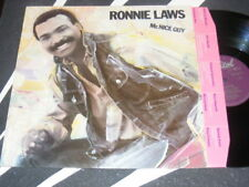 RONNIE LAWS Mr. Nice Guy LP Mostly Vocal Outing GERMAN