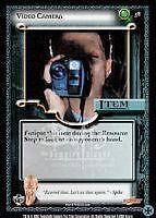 Buffy TVS CCG Angel's Curse #58 Video Camera NrMint-Mint Card