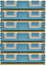 NOT FOR PC! NEW! 12GB 6X2GB PC2-5300 ECC FB DIMM Dell Precision Workstation 490