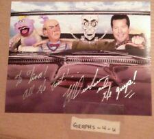 Jeff Dunham Signed Peanut Walter Achmed Autograph COA