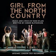 Girl From The North Country - Original London Cast Recording (NEW CD)