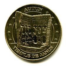 71 AUTUN Temple de Janus, 2010, Monnaie de Paris