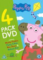 Nuevo Peppa Pig - The Muddy Puddles Colección De DVD