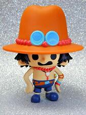 One Piece Figure - 2010 Portgas D Ace - Banpresto Plex PansonWorks Anime Pirate