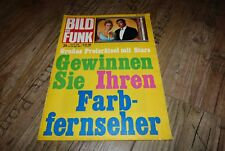 Bild und Funk Nr.39 1967 Magda Schneider/Onkel Lou/ Caterina V.,Perry Rhodan