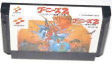 THE GOONIES 2 sur Nintendo Famicom Japan NES