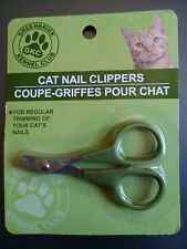 Cat Nail Clippers Trimmer Scissors Brand New!