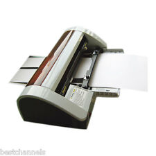 Semi-Automatic Business Card Cutter 90 x 50mm Hot-sale AC220V Right Angle