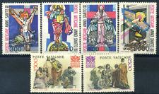 Vaticano 1983-1986 Nuovo ** 100% Anno Santo, Scuola d'Atene, scienza
