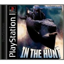 PS1 / Sony Playstation 1 Spiel - In the Hunt mit OVP