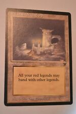 Magic the Gathering Mountain Stronghold Legends