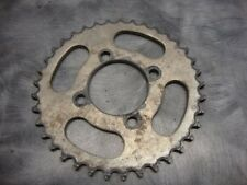 Chinese Dirt Bike Motorcycle Pit 125 cc 125cc 124ML Rear Chain Drive Sprocket