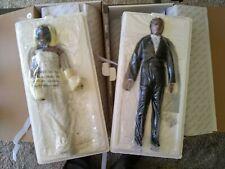 Danbury Mint President Barack/Michelle Obama Inaugural Ball Dolls