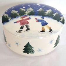 Nikko Christmas & Winter Table Bowls Pieces