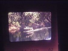 Photo slide Florida White Springs Swannee River Ferry Paddle Boat Sightseeing